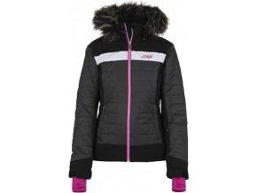 Damska kurtka narciarska KILPI LEDA-W szara 18