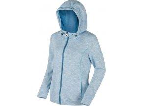Damska bluza polarowa Regatta RWA331 RAMOSA jasnoniebieska