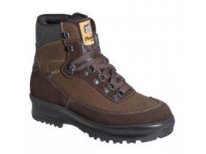 Damskie buty outdoorowe Planika KANIN L Brązowy kolor