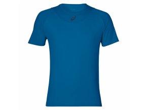 Męska koszulka funkcyjna Asics 141144 M CLUB Niebieska