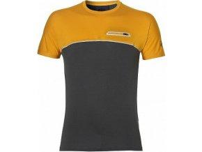 Męska koszulka Asics 146593 FUZEX SS TOP Pomarańczowa