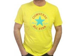 Męska koszulka Converse Core SeaSonal cp Tee żółta