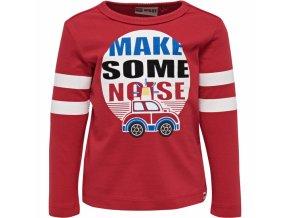 Chłopięca koszulka LEGO® Wear TEXAS 705 Czerwona