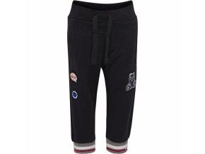 Spodnie dziecięce LEGO® Wear PARKIN 701 Czarne