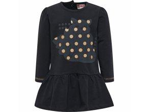 Dziewczęca suknia LEGO® Wear DIANA 701 Czarna
