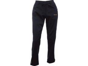 Damskie spodnie softshellowe Regatta RWJ113R GEO SSHELL Trs II czarne
