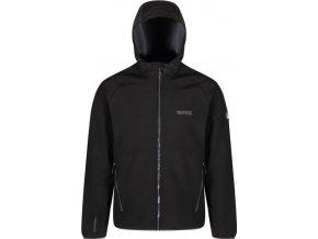Męska kurtka softshellowa Regatta RML153 AREC II czarna