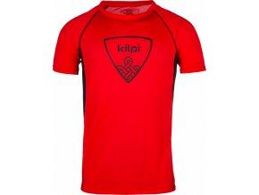 Męska koszulka funkcjonalna KILPI LITYS-M  czerwona 18