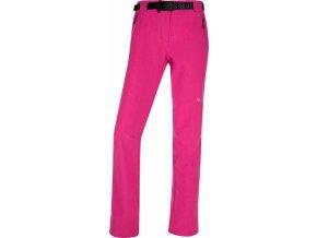 Damskie spodnie outdoorowe WANAKA-W KILPI Rózowe 18