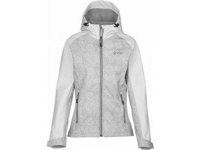Damska kurtka softshellowa KILPI ELIA biała 18