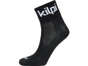Univerzální sportovní ponožky KILPI REFTON-U  Černá 18