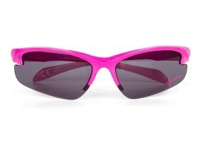 Dívčí sluneční brýle KILPI MORFA-J Růžová