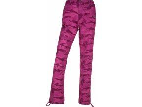 Damskie outdoor spodnie KILPI MIMICRI-W Różowe