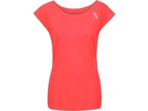 Damska koszulka Regatta LIMONITE II pomarańczowa