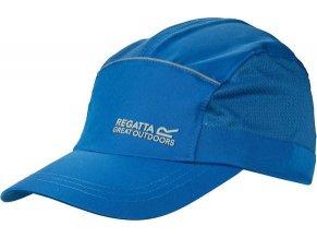Czapka z daszkiem unisex Regatta RUC028 EXTENDED Niebieska