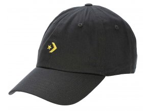 Converse czapka 565347 Star Chevron Dad czarna