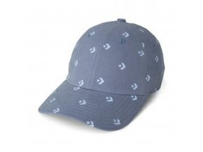 Converse czapka 565156 Star Chevron dad niebieska