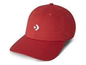 Converse czapka 565309 Star Chevron dad czerwona