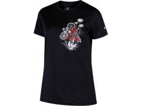 Damska koszulka funkcjonalna Regatta RWT136 FINGAL III czarna