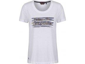 Damska koszulka Regatta Filandra II biała