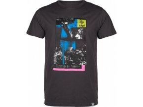 Męska koszulka KILPI LUCKYBOY-M szara