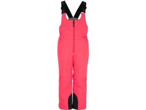 Dziewczęce spodnie narciarskie KILPI MIA-JG różowy