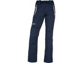 Damskie modne spodnie narciarskie KILPI MURPHY-W niebieskie 19