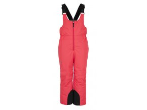 Dziewczęce spodnie narciarskie KILPI FUEBO-JG różowe 19