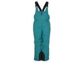 Dziewczęce spodnie narciarskie KILPI FUEBO-JG turkusowe 19
