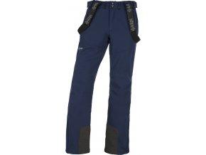 Męskie spodnie softshell KILPI RHEA-M Ciemnoniebieski 19