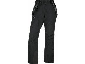 Chłopięce spodnie narciarskie KILPI MIMAS-JB czarne 19