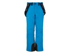 Chłopięce spodnie narciarskie KILPI MIMAS-JB Niebieski 19
