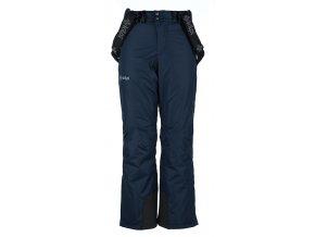 Chłopięce spodnie narciarskie KILPI MIMAS-JB Granatowa 19