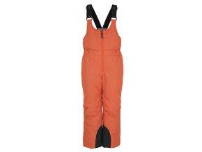 Dziecięce spodnie narciarskie KILPI DARYL-JB pomarańczowe 19