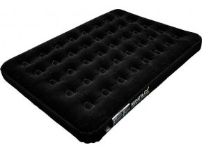 Nadmuchiwany materac Regatta RCE025 FLOCK AIRBED Double Czarny