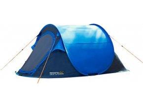 Namiot dla 2 osób Regatta MALAWI 2 Niebieska