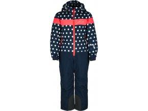 Dziewczęcy kombinezon narciarski KILPI ASTRONAUT-JG niebieski 19