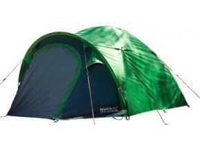 Namiot kempingowy Regatta RCE164 KIVU 3v2 Zielona