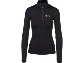Damska funkcjonalna koszulka KILPI WILKE-W czarna 19