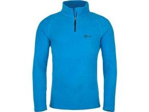 Męska bluza polarowa KILPI ALMAGRE-M niebieska 19