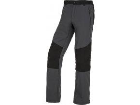 Męskie spodnie softshellowe KILPI MANILOU-M szare 19