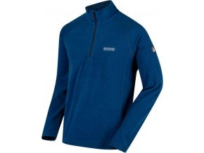 Bluza męska polarowa RMA212 Regatta MONTES Niebieska