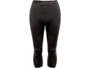 Męskie spodnie termiczne 3/4 Dare2B DMU304 ZONAL III czarne