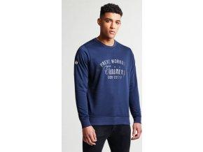 Męska bluza Dare2B DMA353 INCIDENTAL II niebieska