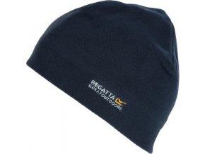 Męska czapka z polaru Regatta RMC044 KINGSDALE Ciemno niebieski kolor