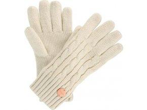 Damskie rękawiczki zimowe REGATTA RWG044 Multimix Glove II Beżowe