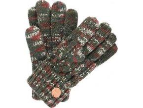 Rękawiczki damskie Regatta RWG039 FROSTY Zielone