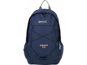 Granatowy plecak turystyczny Regatta EU140 Survivor III 25l
