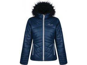 Damska kurtka zimowa Dare2B DWN397 COMPRISE niebieska