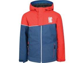 Dziecięca kurtka narciarska DARE2B DKP353 DEBUT Jacket czerwona